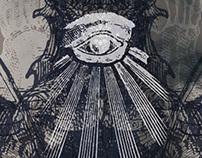 Apocalipsis @ Moustache Bar | Poster Art