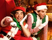 Campaña Navidad UNE 2013