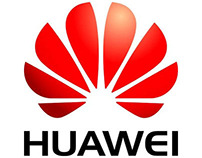 Web Home Page For Huawei
