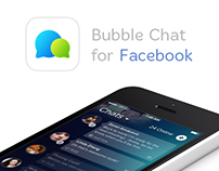 Bubble Chat for Facebook