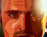 ::::::BREAKING BAD AFICHE VECTOR::::::