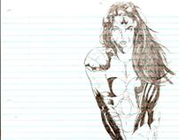Pencil Drawings 2