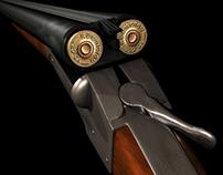 "1925 Lefever ""Nitro Special"" shotgun"