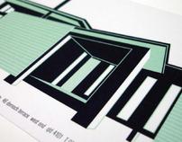 illustration, blueprint architects