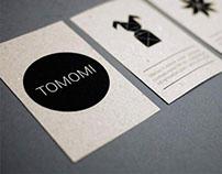 Corporate Identity – TOMOMI