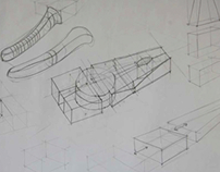 Freehand Technical Drawing