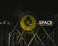 Space - Rollercoaster