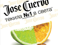 Jose Cuervo Shots Promotion