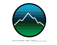 On The Trail Logo design