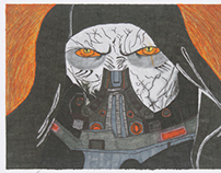 Darth Malgus Updated + Color