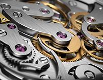 Luxury watch   CGI