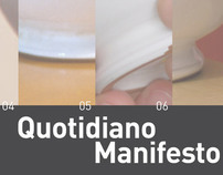 Quotidiano Manifesto | Editorial Design