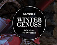 Bronner Winter Campaign