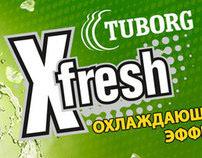 Tuborg X-Fresh