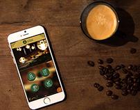 "ME Restaurant ""Loyalty Mobile Application"""