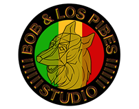 BOB & LOS PIBES STUDIO {MUSIC LOGO}