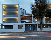 Apartment Building in ALIMOS