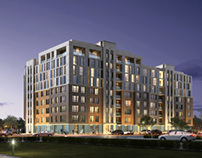 Ak Bulak Hills Residential complex/ Astana