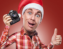 MERRY CHRISTMAS / COMIC