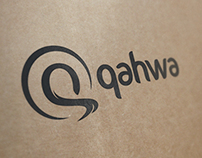 Logo for startup coffee company - Qahwa