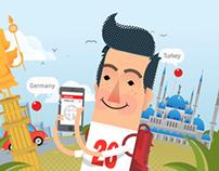 vodafone / data roaming