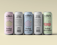 willie's fizzy juice
