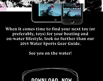 Water Sports Gear Guide Digital Assets