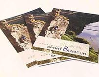 Jubiläumsbroschüre für das Kuratorium Sport & Natur