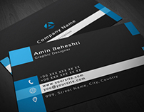 Free Print Ready Creative Business Card
