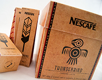 Nescafe Latte Packaging