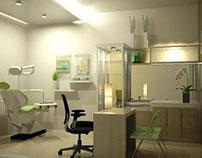 Dental Clinic Bendul Merisi Surabaya