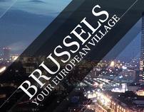 Visit Brussels website
