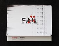 Fail - calendar