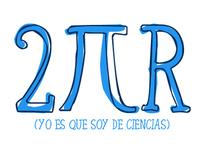 2πR Font