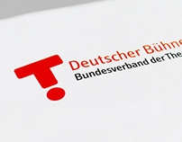 Deutscher Bühnenverein Corporate Design
