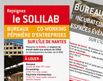 Flyer Solilab