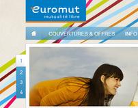 Euromut website