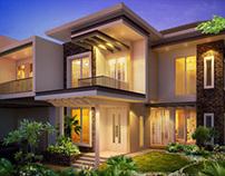 Mrs. Imelia's House - Graha Family Surabaya