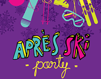 Apres Ski Party - Event Concept & Design