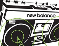 New Balance T-Shirt Graphics
