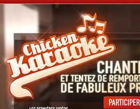 Iglo chicken website