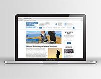 Northampton Footwear Website Design