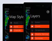 Metro UI Redesign