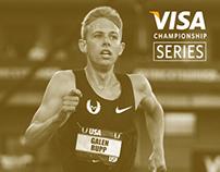 USATF Classic - Meet Poster - Visa Championship Series