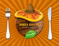 Pizza House Dynamic Flash Template
