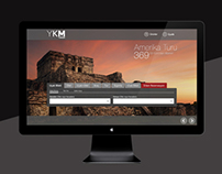 YKM Turizm | New Design