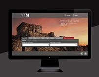 YKM Turizm | New Design