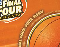 NCAA Final Four Branding