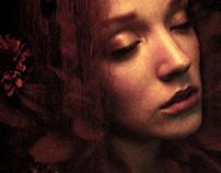 Pre-Raphaelite inspired