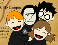 Harry Potter Flier